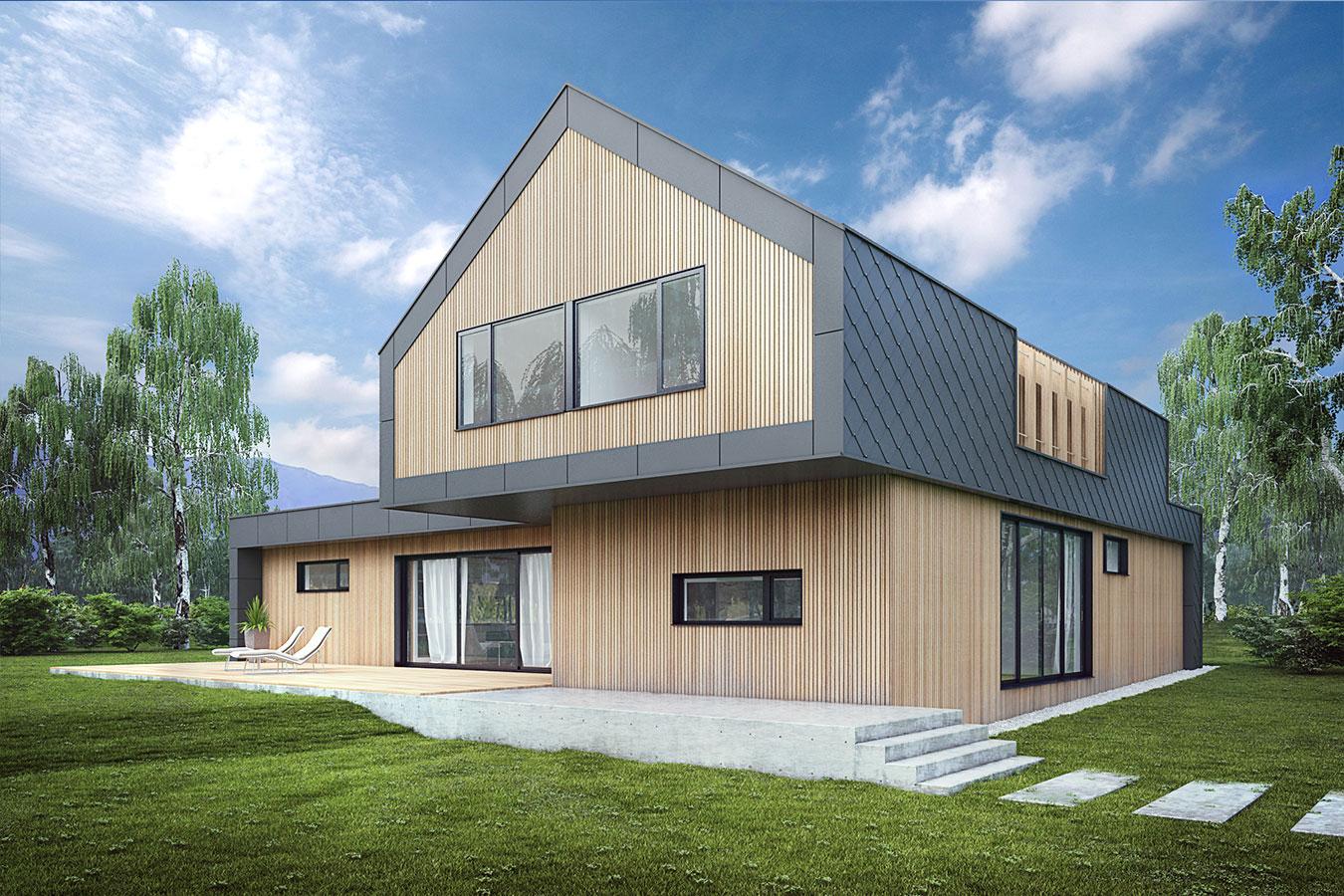 3d Visualisierung Preise außenansicht architektur visualisierung rendering